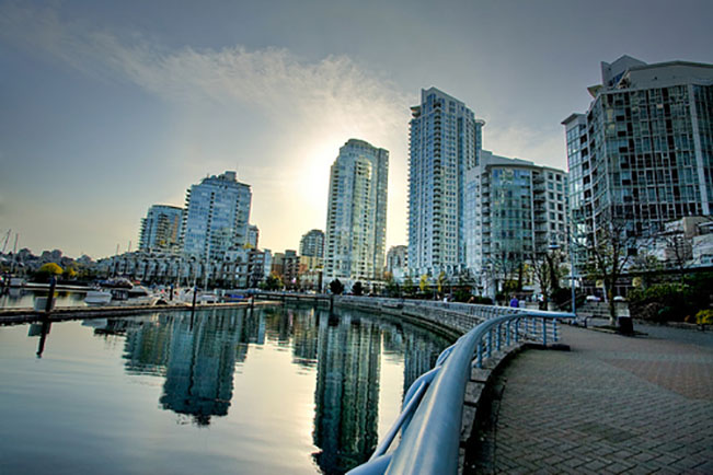 viajes canada vancouver Yaletown