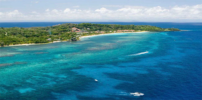 how to get to roatan from san pedro sula