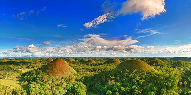 viajes filipinas chocolatehills 1
