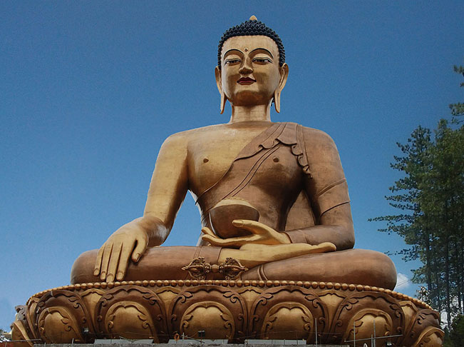 viajes nepal Kuenselphodrang
