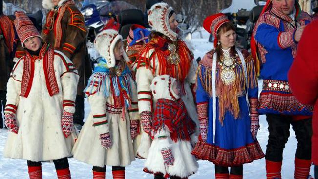 viajes finlandia sami 1
