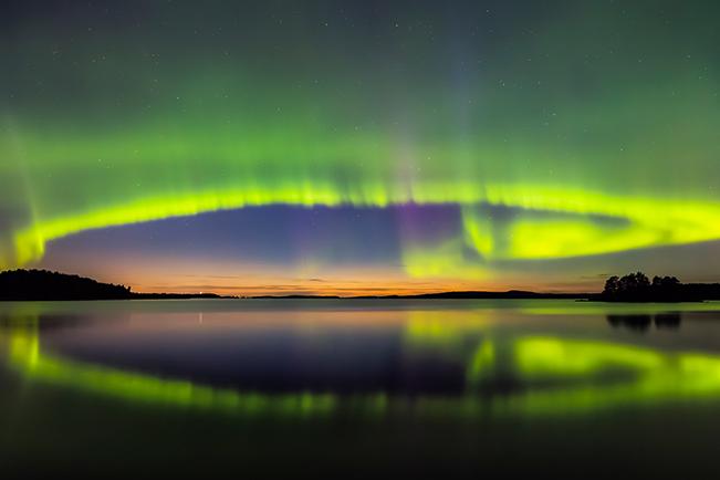 Nuestros viajes de Auroras Boreales en Islandia