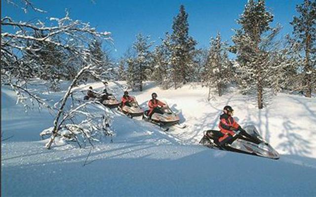 Al Baño Navidad Ha Llegado:Viajes Laponia Navidad 2016: Viaje Laponia Navidad Kemi 5 días